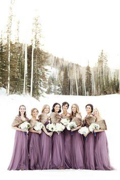 Logan Walker Photography - http://fabyoubliss.com/2015/08/26/canyons-resort-utah-winter-wedding