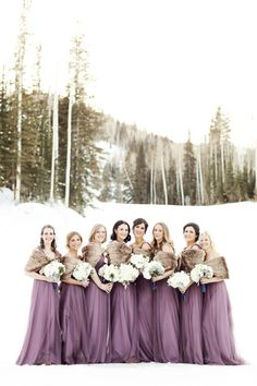 Logan Walker Photography - http://fabyoubliss.com/2015/08/26/canyons-resort-utah-winter-wedding