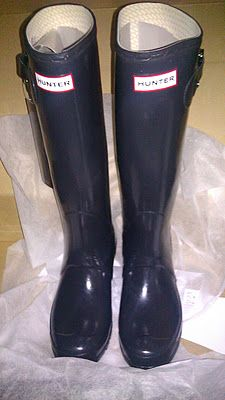 Hunter boots finally ordered mine from oversea, will get them in about a week and half, can't wait!