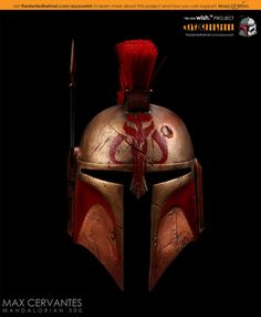 Reimagined Boba Fett And Clone Trooper Helmets
