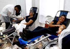 A Campanha de Doação de Sangue, em Santa Bárbara, tem nova edição na próxima terça-feira (2), das 9 às 12 horas, no Lions Clube Centro.
