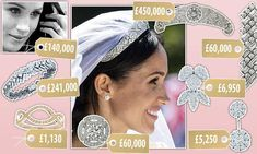 Meghan Markle now has a collection of sparkles worth £1MILLION