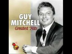 """""""Heartaches by the Number"""" by Guy Mitchell."""