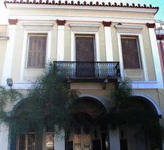Πάτρα:SOS για τα νεοκλασικά στολίδια –Υψηλό κόστος συντήρησης και γραφειοκρατία γκρεμίζουν ξεχωριστά κτίρια μιας άλλης εποχής –ΦΩΤΟ - Πολιτισμός - The Best News Building Exterior, Town House, Neoclassical, Greece, House Ideas, Villa, Inspiration, Home, Decor