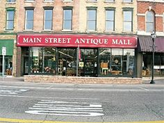 Niles Antique mall