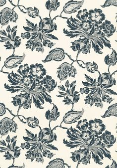 HELENA, Blue, T4103, Collection Richmond from Thibaut