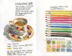 Online drawing course - Koosje Koene - Learn to draw @Koosje Koene  @Kristin Holt #draw #kholt