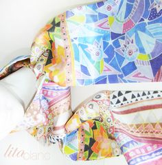 Pañueleta by Lita Blanc, via Flickr