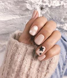 Star Nail Designs Pictures white and black star nails Star Nail Designs. Here is Star Nail Designs Pictures for you. Star Nail Designs white and black star nails. Star Nail Designs, Latest Nail Designs, Black Nail Designs, Nail Polish, Nail Nail, Pink Nail, Star Nails, Star Nail Art, Manicure E Pedicure