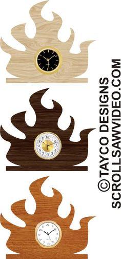 1035 Mini Clock copy Wooden Clock Plans, Scroll Saw, Man, Free Pattern, Wall Clocks, Clock, Watches, Chiming Wall Clocks, Sewing Patterns Free