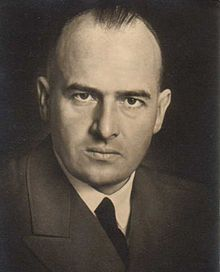"""""""Hans Frank - During his tenure (1939–1945), he instituted a reign of terror against the civilian population and became directly involved in the mass murder of Polish Jews. At the Nuremberg trials, he was found guilty of war crimes and crimes against humanity and executed."""""""