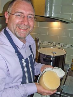 Make your own parmesan cheese!! Cheesemaking Help, News and Information: Parmesan with Gavin Webber