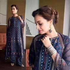 Beautiful Diya Mirza..  Loved her dress