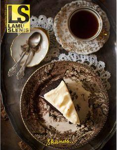我們看到了。我們是生活@家。: 喝杯茶配著甜點,來翻翻立陶宛的線上雜誌Llamas' valley