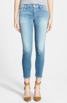 Citizens of Humanity Ankle Jeans (Bay Breeze) available at #Nordstrom