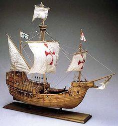 Ship Model Amati - Santa Maria