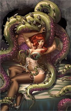Poison Ivy (Dr. Pamela Lillian Isley) is a supervillainess in the DC Comics universe. Pamela was a botanist working underneath professor Jason Woodrue until an accident gave her the ability to control plants. She uses toxins from plants and mind controlling pheromones for her criminal activities, usually aimed at protecting the natural environment. IGN's list of the Top 100 Comic Book Villains of All Time ranked Poison Ivy as #64.