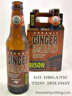 Gingerbread Beer: Seasonal Brews by The Sweet Spot Blog   http://thesweetspotblog.com/gingerbread-beer-seasonal-brews/  #christmasgifts #microbrew