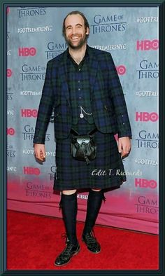 "Rory McCann (""Sandor Clegane, The Hound"") at the S4 Premiere in NYC 3/18/2014"