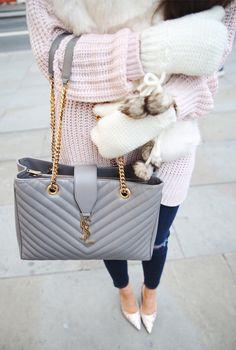 Restez vous-même avec Leasy Luxe et nos sacs Yves Saint Laurent www.leasyluxe.com #natural #style #leasyluxe