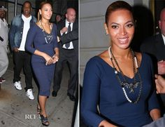 Beyonce Knowles In VB victoria-beckham