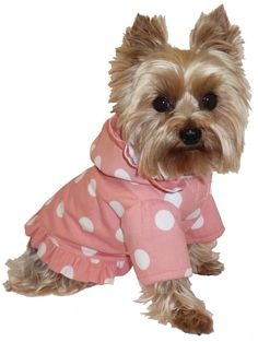 Little Dog Clothes Pattern 1642 Winter Parka in by SofiandFriends, $8.25