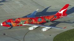 Colorful Airplane Paint Jobs - weather.com