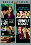 Crazy Stupid Love/Horrible Bosses [2 discs] (2 Disc) (DVD) - Larger Front