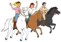 bibi und tina ausmalbilder pferde – Ausmalbilder für kinder                                                                                                                                                     Mehr