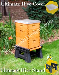 Bee Smart Designs offers a bunch of products for your apiary! Check out our brochure on our website, BeeSmartDesigns.com (link in bio!)  #bee #bees #beekeeper #beekeeping #beekeep #pollinate #pollination #pollinator #hive #hives #hivestand #hivecover #beehive #beehives #honey #nector #savethebees #apiary #englishgarden #insects #ilovethebees