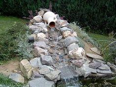 cascade et fontaine de jardin 69 d co pour les moments de relaxe pinterest. Black Bedroom Furniture Sets. Home Design Ideas
