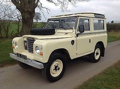 // Series 3 our first ever landy