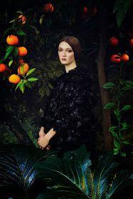 Smartologie: Valentino Haute Couture Editorial for Vogue Italia March 2014