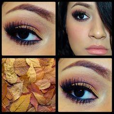 Fall Eyes by Ariel O