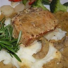 Pork Tenderloin with Creamy Dijon Sauce - Allrecipes.com