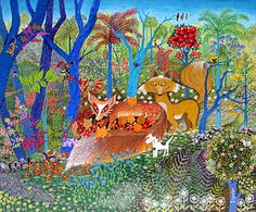 Cunning Little Vixen III by Martha Tominaga