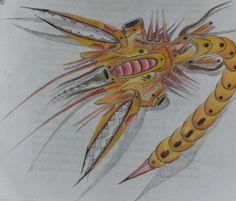 Insecto venenoso :)