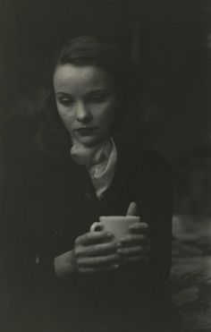 Jean, 1948 by Saul Leiter