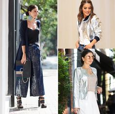 Super Vaidosa From the Runway to StreetStyle: Gold, Silver, and Sequin - Super Vaidosa