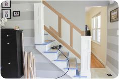 Staircase remodel 1