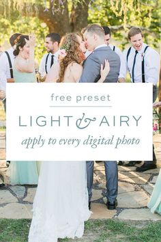 Free light and airy preset by jordan brittley