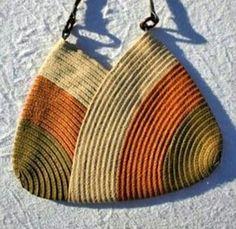 Bolsa bag em croche