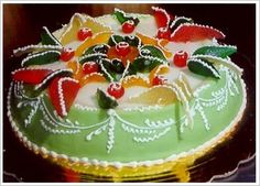 I was born in Sicily and you have absolutely to try this cassata cake !!!