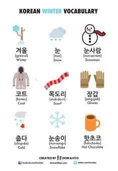 Study and learn basic Korean words with us in a fun way using graphics and comics. Also learn about Korean culture and places to visit. Learn Basic Korean, How To Speak Korean, Korean Words Learning, Korean Language Learning, Korean Phrases, Korean Quotes, Korean English, English English, English Grammar