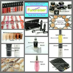Lash Out for Christ Mission Fundraiser