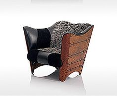 LOUNGE CHAIR: by pacific green