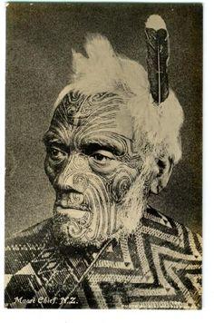 Maori Chief