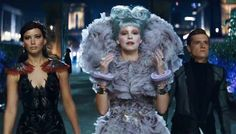 The Hunger Games : Catching Fire - La bande annonce officielle
