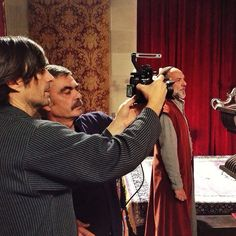 DOP & director filmming Matar al Rey.