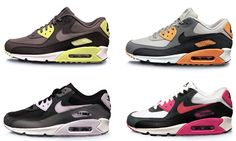 Nike Sportswear October 2013 Preview: Air Max 90